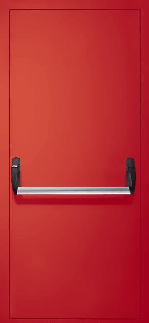 Однопольная противопожарная дверь «Антипаника» EI 30 (RAL 3020)
